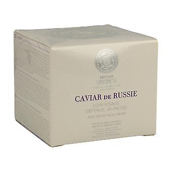 Russisk Kaviar Alder Delay Face Cream 50 ml fløde