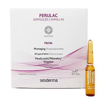 Ferulac Liposomal ampoules 5 ampoules of 2ml