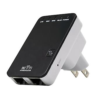 Repeater Wifi Wireless Signal Amplifier Mini Wireless Relay Dual Network Port