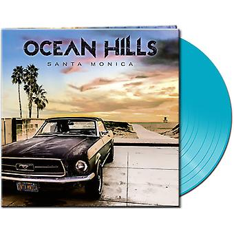 Ocean Hills - Santa Monica (Clear Light Blue Vinyl) [Vinyl] USA import