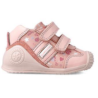 Biomecanics Girls 212120-A Trainers Pink