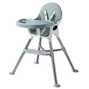 Bebek Mama Sandalyesi Çok Fonksiyonlu Taşınabilir Bebek Yemek Masası Yeme Sandalyesi