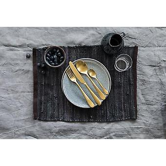 Cutlery Set 5 Pcs Dolce Vita Pewter Oro