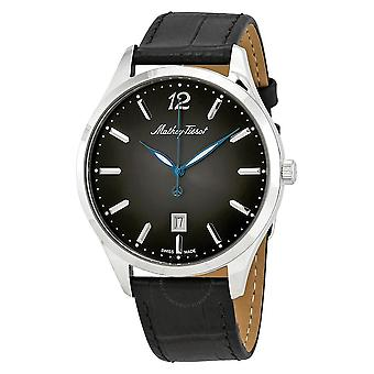 Mathey-Tissot Urban Black Dial Men's Watch H411AN