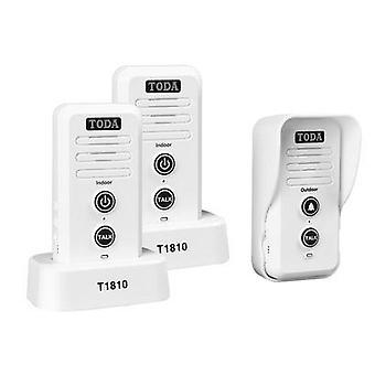 New Arrival Reasonable Price Intercom System Audio Door Bell / Home Security