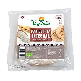 Organic Whole Wheat Pita 4 units