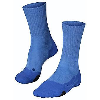 Falke Trekking 2 Wool Socks - Blue Note