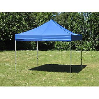 Pop up gazebo FleXtents PRO Steel 3x3 m Blue