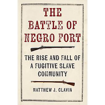 Slaget ved Negro Fort af Matthew J. Clavin
