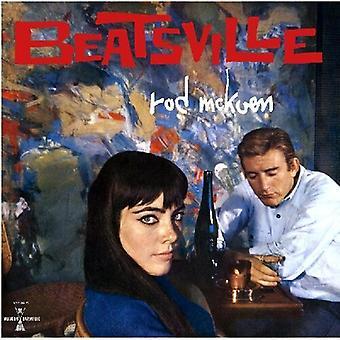 Mckuen,Rod - Beatsville [Vinyl] USA import