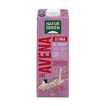 Orgaaninen Kvinoa Gluteeniton Kaura Juoma 1 L