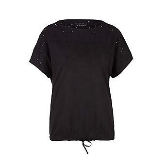 s.Oliver T-paita, 9999 Musta, 32 Nainen(1)