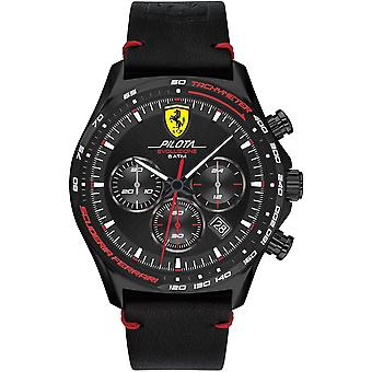 Scuderia Ferrari SF830712 PILOTA EVO Heren Horloge