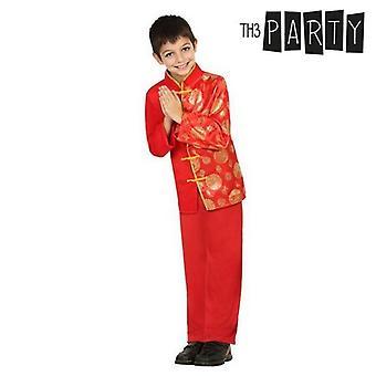Kostüm für Kinder Chinesisch Rot