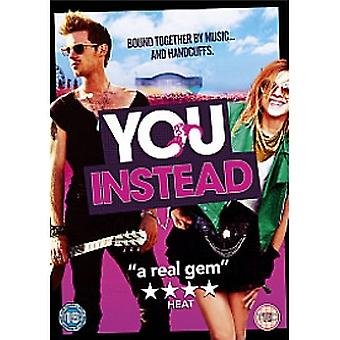 You Instead 2007 DVD