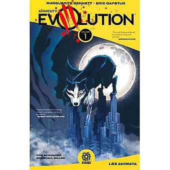 Animosity: Evolution: Volume 1
