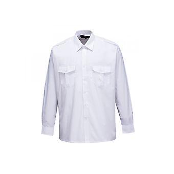 Portwest Pilot shirt (langærmet) S102