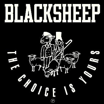 Black Sheep - The Choice Is Yours Coloured Vinyl