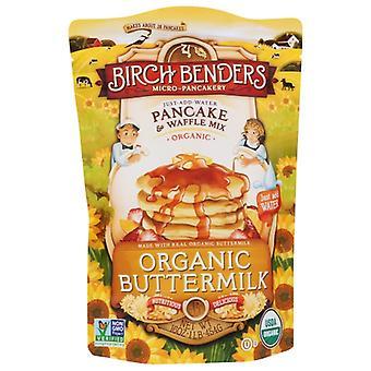 Birch Benders Pancake Waffle Mx Butrmlk, Case of 6 X 16 Oz