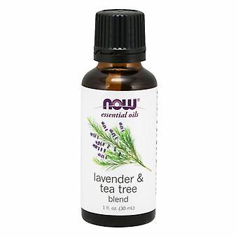 Nyt Foods Lavender & Tea Tree Oil, 1 Oz