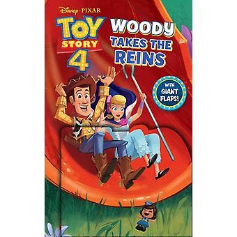 DisneyPixar Toy Story 4 Woody tar tyglarna av Joann Padgett