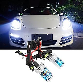 H7 H8/h9/h11 9005/hb3/h10 Auto Motorrad Ein Paar Scheinwerfer Xenon Glühbirne Lampe