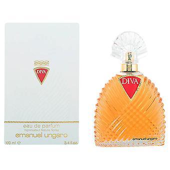Women's Perfume Diva Emanuel Ungaro EDP (100 ml)