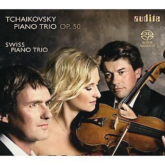 P.I. Tchaikovsky - Tchaikovsky: Piano Trio [SACD] USA import