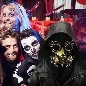Steampunk Creative Mask -suojalasit Halloween Cosplay -lahjanaamio