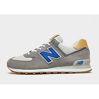 New New Balance Men's 574 Trainers from JD Outlet Grey