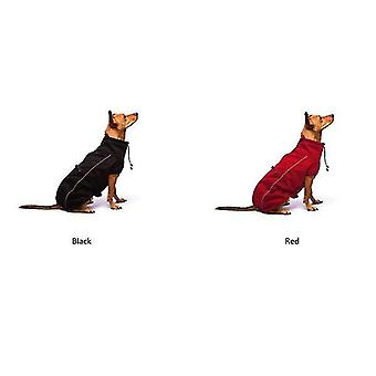Dog apparel dog olympia soft shell coat red 14''