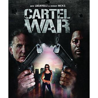 Kartellen kriget [Blu-ray] USA import