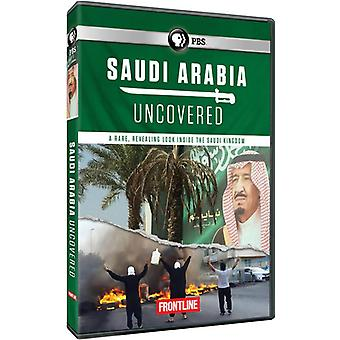 Frontline : Uncovered Arabie saoudite [DVD] USA import