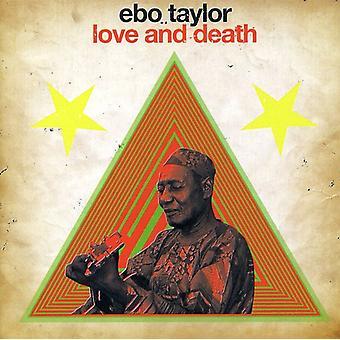 Ebo Taylor - Love & Death [CD] USA import
