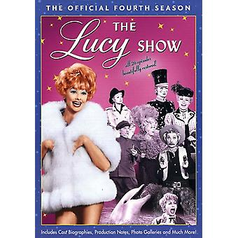 Lucy Show - Lucy Show: The officielle fjerde sæson [DVD] USA import