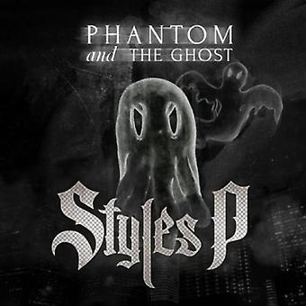 Styles P - Phantom of the Ghost [CD] USA import