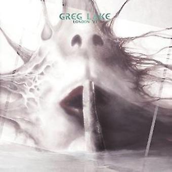 Greg Lake - London 81 [CD] USA import