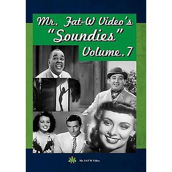 Soundies 7 [DVD] USA import
