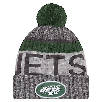 New era NFL SIDELINE 2017 Bobble Hat - New York Jets