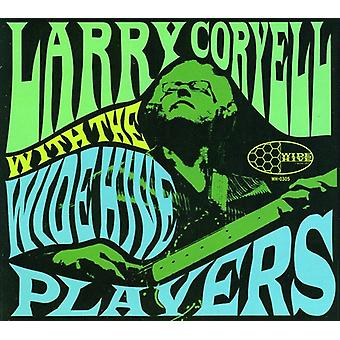 Larry Coryell - With the Wide Hive Players [CD] USA import