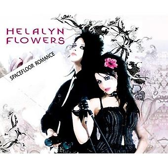 Helalyn Flowers - Spacefloor Romance [CD] USA import
