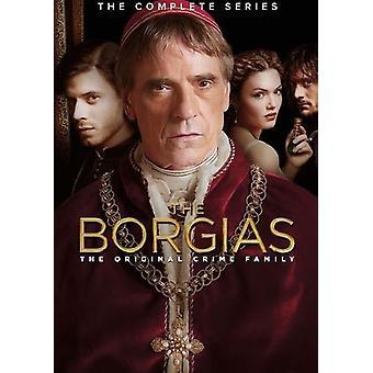 Borgias: The Complete Series [DVD] USA import