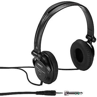 SONY Sound Monitoring DJ Stereo Headphones Electronic  (Model No. Sony MDRV150B)