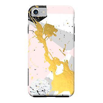 ArtsCase Designers Cases Gold Splatter for Tough iPhone 8 / iPhone 7