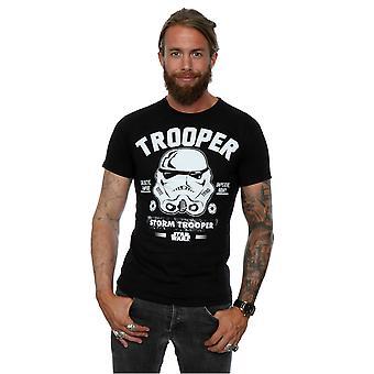 Tähden Wars Stormtrooper kollegiaalinen t-paita