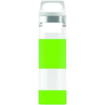 Sigg Hot & Cold Glass WMB Green Bottle (0.4 L)