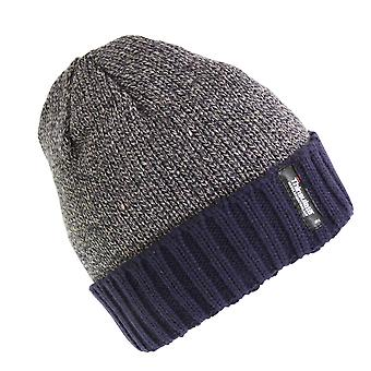 Mens Heatguard Thinsulate Winter Beanie Hat