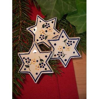 Estrelas para pendurar, Ø 5.5 cm, tradição 14, BSN 2046