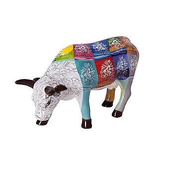 Cow Parade Tree of Life (medium ceramic)