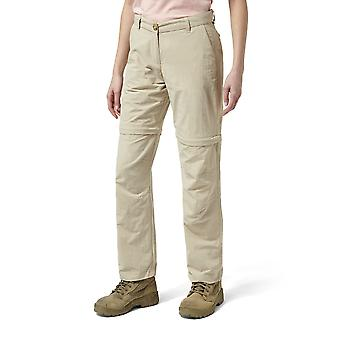Craghoppers Womens NosiLife Zip-Off Trousers
